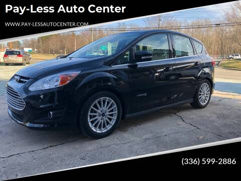 2013 Ford C-MAX Hybrid for sale at Pay-Less Auto Center in Roxboro NC
