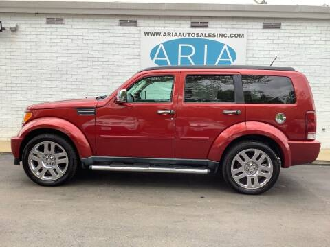 2011 Dodge Nitro for sale at ARIA AUTO SALES INC.COM in Raleigh NC