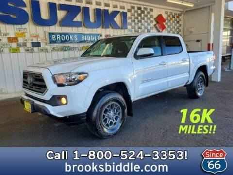 2018 Toyota Tacoma for sale at BROOKS BIDDLE AUTOMOTIVE in Bothell WA