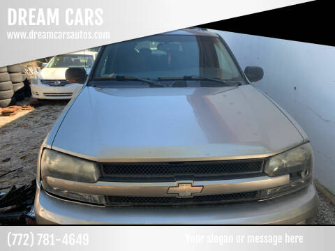 2002 Chevrolet TrailBlazer for sale at DREAM CARS in Stuart FL