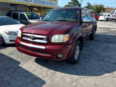 2003 Toyota Tundra for sale at Autos by Tom in Largo FL