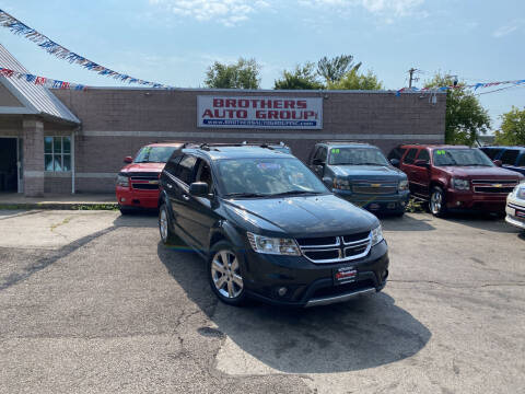2012 Dodge Journey for sale at Brothers Auto Group in Youngstown OH