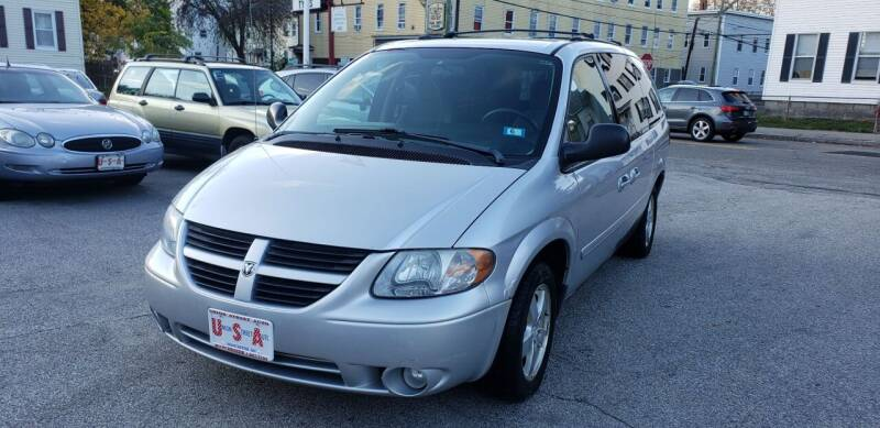 2006 Dodge Grand Caravan for sale at Union Street Auto in Manchester NH