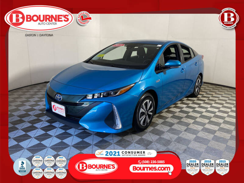 2018 Toyota Prius Prime for sale in South Easton, MA
