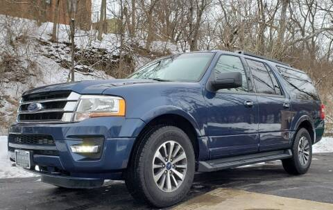 2017 Ford Expedition EL for sale at The Motor Collection in Columbus OH