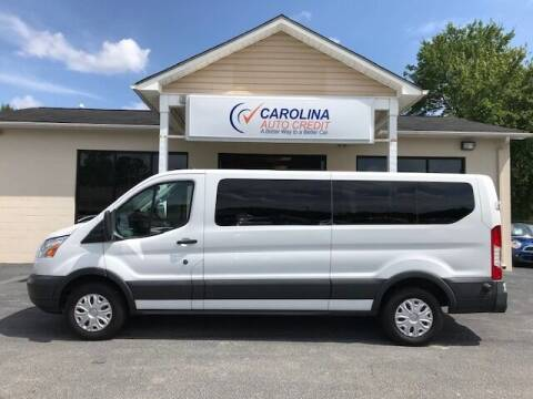 2017 Ford Transit Passenger for sale at Carolina Auto Credit in Youngsville NC
