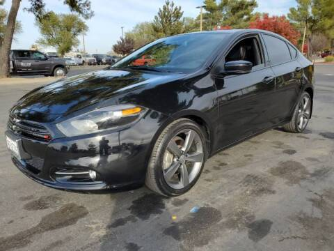2014 Dodge Dart for sale at Matador Motors in Sacramento CA