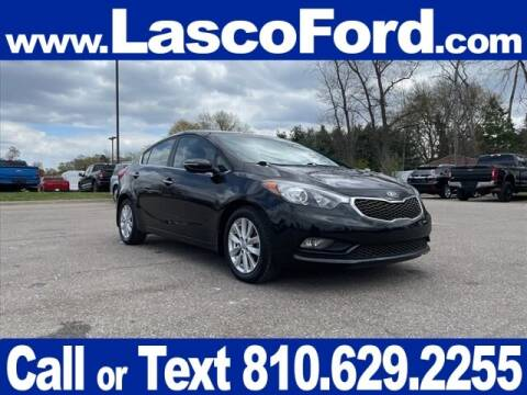 2014 Kia Forte for sale at LASCO FORD in Fenton MI