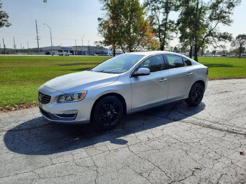 2014 Volvo S60 for sale at Moundbuilders Motor Group in Heath OH