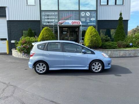 2009 Honda Fit for sale at Advance Auto Center in Rockland MA