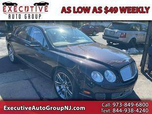 2011 Bentley Continental for sale at Executive Auto Group in Irvington NJ