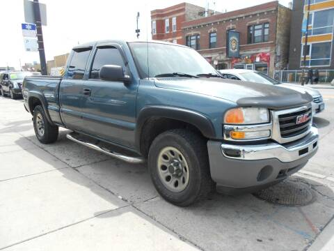 2007 GMC Sierra 1500 Classic for sale at Metropolitan Automan, Inc. in Chicago IL