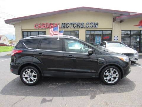 2014 Ford Escape for sale at Cardinal Motors in Fairfield OH
