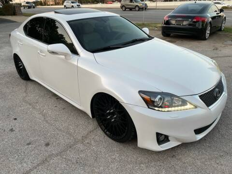 2011 Lexus IS 350 for sale at Austin Direct Auto Sales in Austin TX