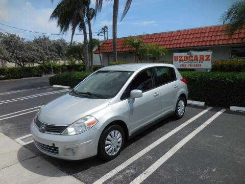 2007 Nissan Versa for sale at Uzdcarz Inc. in Pompano Beach FL