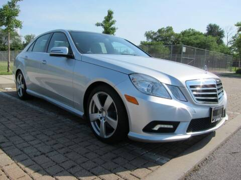 2011 Mercedes-Benz E-Class for sale at DRIVE TREND in Cleveland OH