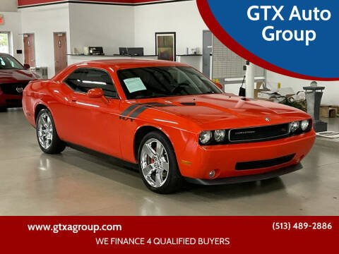 2009 Dodge Challenger for sale at GTX Auto Group in West Chester OH
