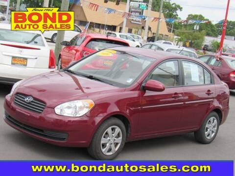 2009 Hyundai Accent for sale at Bond Auto Sales in St Petersburg FL