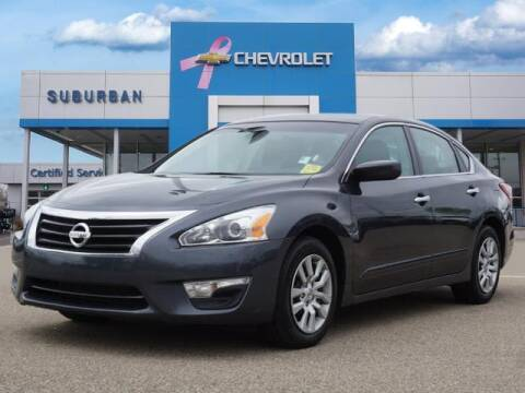 2013 Nissan Altima for sale at Suburban Chevrolet of Ann Arbor in Ann Arbor MI