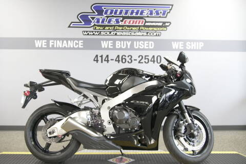 2011 Honda CBR1000RR for sale at Southeast Sales Powersports in Milwaukee WI