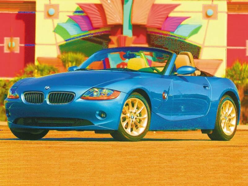 2003 BMW Z4 for sale in Houston, TX