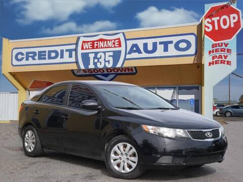 2012 Kia Forte for sale at Buy Here Pay Here Lawton.com in Lawton OK