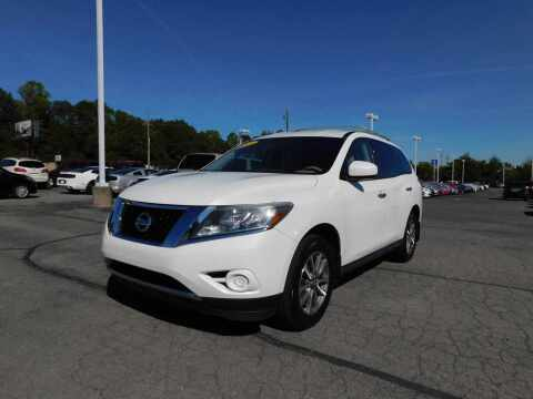 2013 Nissan Pathfinder for sale at Paniagua Auto Mall in Dalton GA