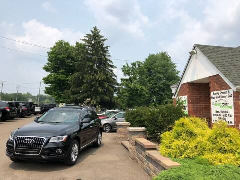 2016 Audi Q5 for sale at Direct Sales & Leasing in Youngstown OH