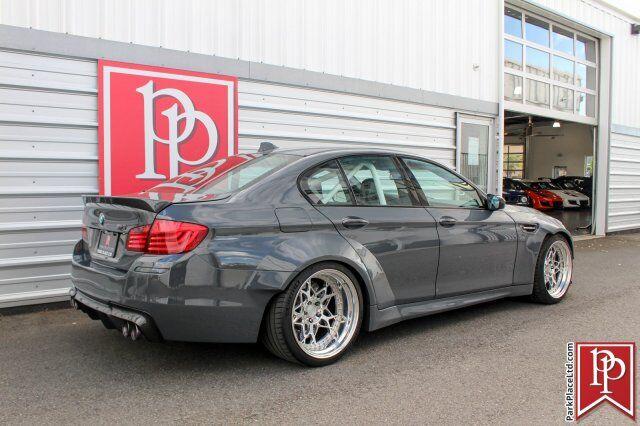 2013 BMW M5 6