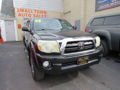 2008 Toyota Tacoma for sale at Small Town Auto Sales in Hazleton PA