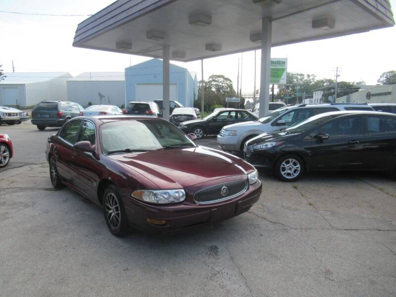 2005 Buick LeSabre for sale at Perfection Auto Detailing & Wheels in Bloomington IL