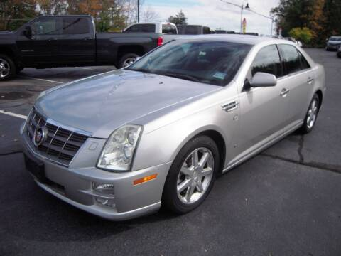 2008 Cadillac STS for sale at 1-2-3 AUTO SALES, LLC in Branchville NJ