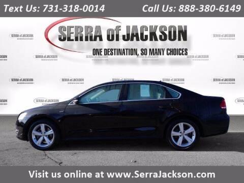 2015 Volkswagen Passat for sale at Serra Of Jackson in Jackson TN