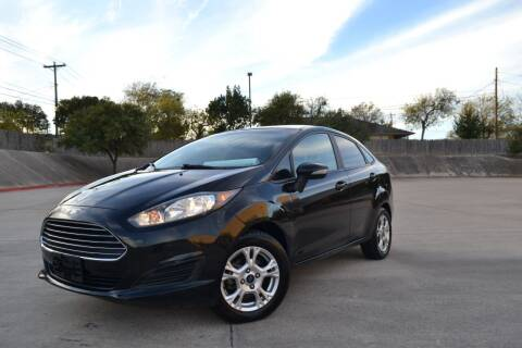 2016 Ford Fiesta for sale at Royal Auto LLC in Austin TX