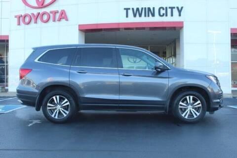 2018 Honda Pilot for sale at Twin City Toyota in Herculaneum MO