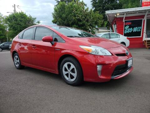2015 Toyota Prius for sale at Universal Auto Sales in Salem OR