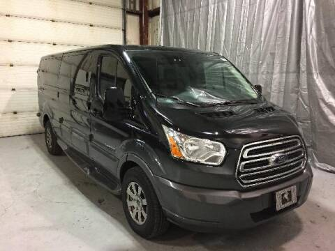 2016 Ford Transit Cargo for sale at Chicago Auto Network in Mokena IL