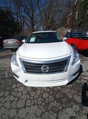 2013 Nissan Altima for sale at A Better Deal in Port Murray NJ
