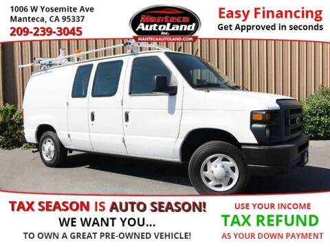 2013 Ford E-Series Cargo for sale at Manteca Auto Land in Manteca CA