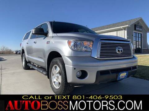 2013 Toyota Tundra for sale at Auto Boss in Woodscross UT