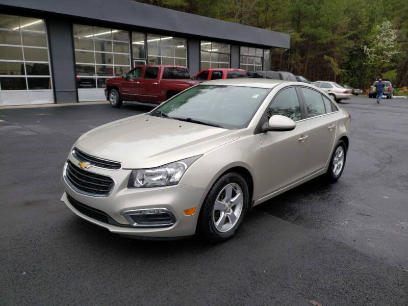 2016 Chevrolet Cruze Limited for sale at Curtis Lewis Motor Co in Rockmart GA