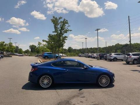 2015 Hyundai Genesis Coupe for sale at CU Carfinders in Norcross GA