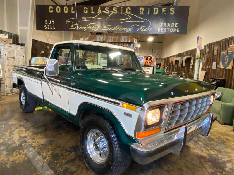 1978 Ford F-350 for sale at Cool Classic Rides in Redmond OR