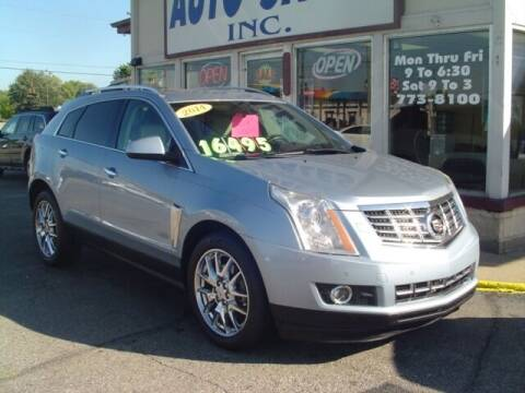2014 Cadillac SRX for sale at G & L Auto Sales Inc in Roseville MI