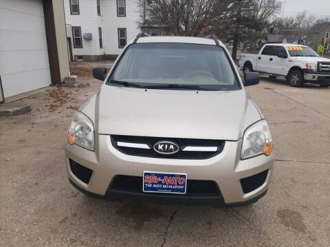 2009 Kia Sportage for sale at Rev Auto in Clarion IA