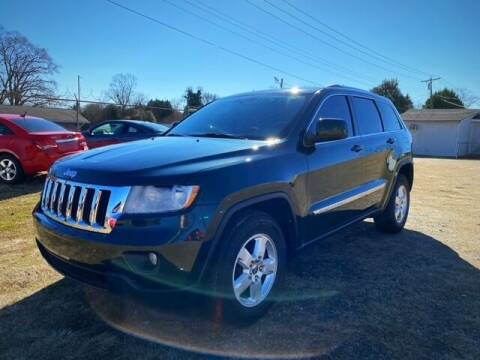 2011 Jeep Grand Cherokee for sale at Cutiva Cars in Gastonia NC