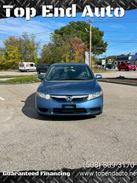 2009 Honda Civic for sale at Top End Auto in North Attleboro MA