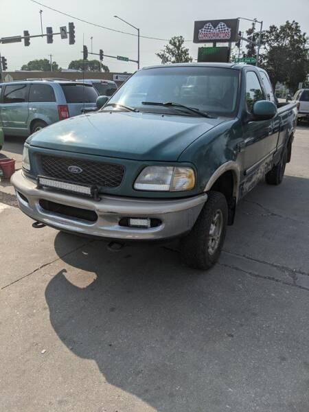 1998 Ford F-150 for sale at Corridor Motors in Cedar Rapids IA