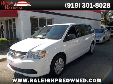 2014 Dodge Grand Caravan for sale at Raleigh Pre-Owned in Raleigh NC