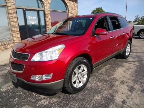 2012 Chevrolet Traverse for sale at VON GLAHN AUTO SALES in Platteville WI